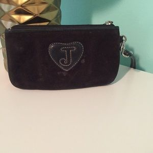 Juicy Couture Bags - Black Juicy Couture wristlet